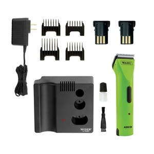 Wahl ARCO Cordless Professional Green Pet Clipper