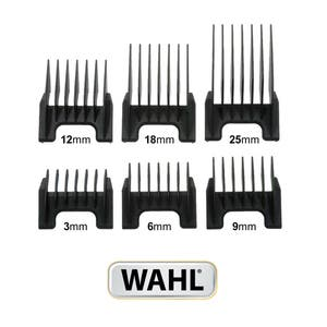 Wahl Moser Ermila Attachment Combs Set for REX and Super Groom 1881-7170
