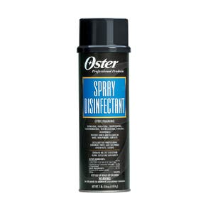 Oster Spray Disinfectant for Professional Grooming Tools & Equipment